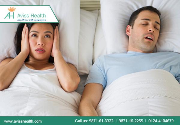 snoring treatment in delhi