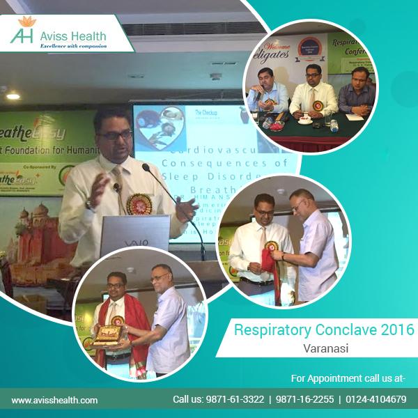Respiratory Conclave 2016 – Varanasi