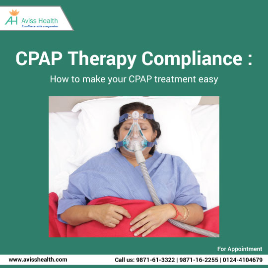 CPAP Therapy Compliance