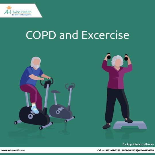 COPD and Exercise: Good Or Bad?