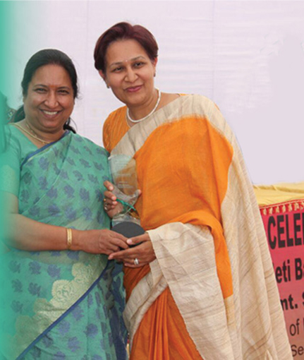 WOMEN ACHIEVERS AWARD