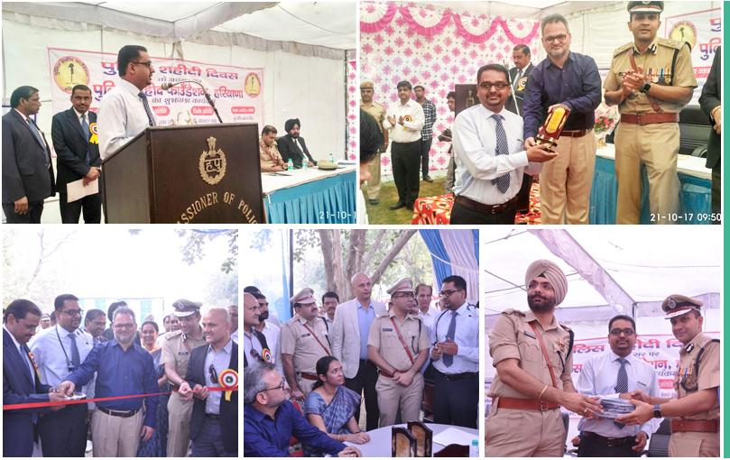 Dr Himanshu Garg Awarded