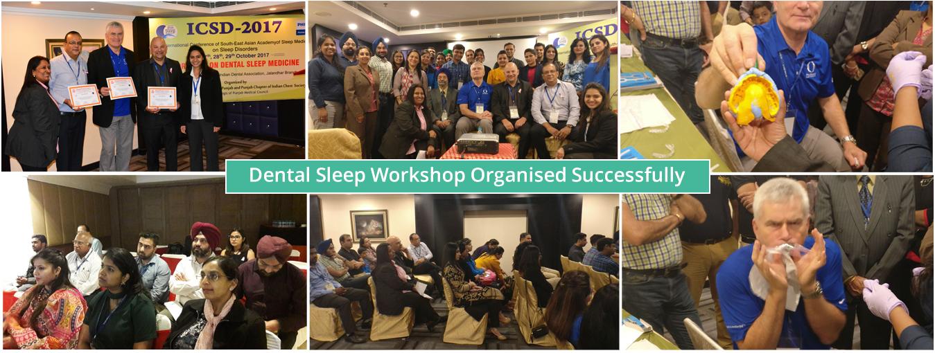 Dental Sleep Workshop Organised Successfully