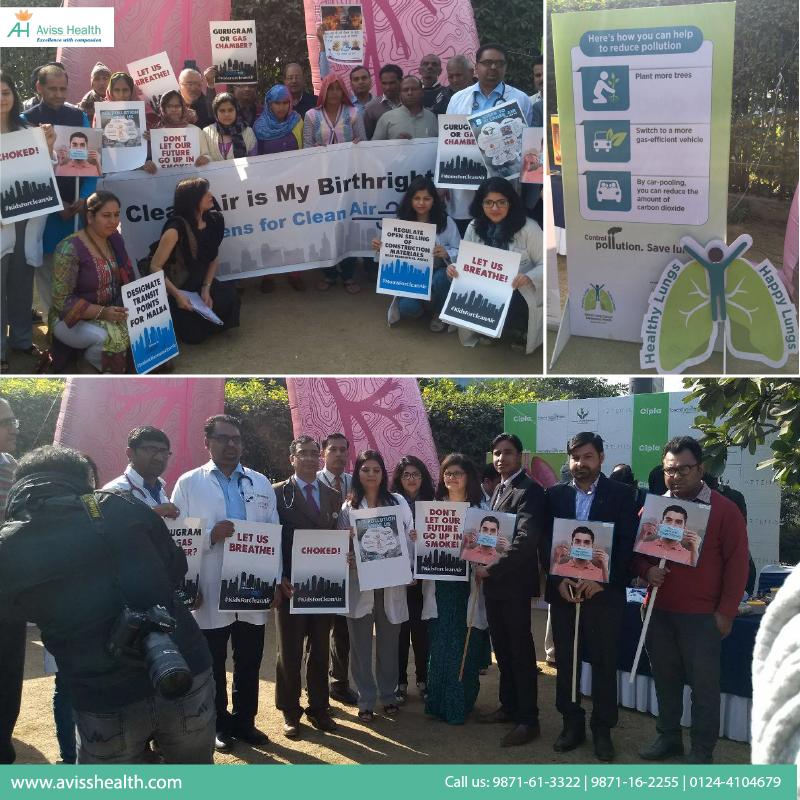 """Gurugram against Pollution"" Campaign"