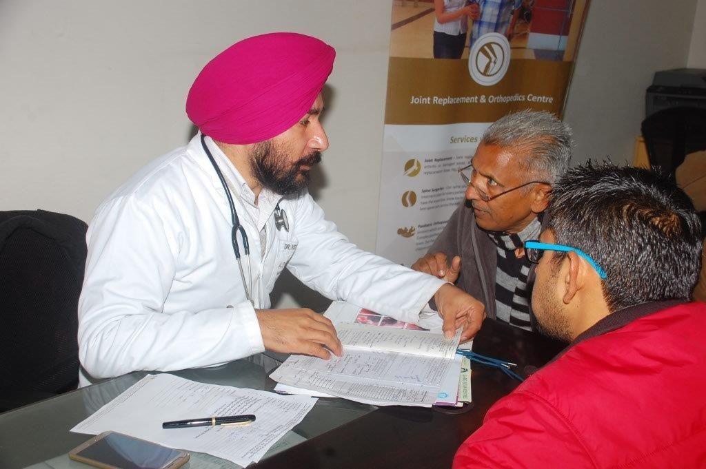 Health Screening & Awareness Programme Barnala, Punjab 2018