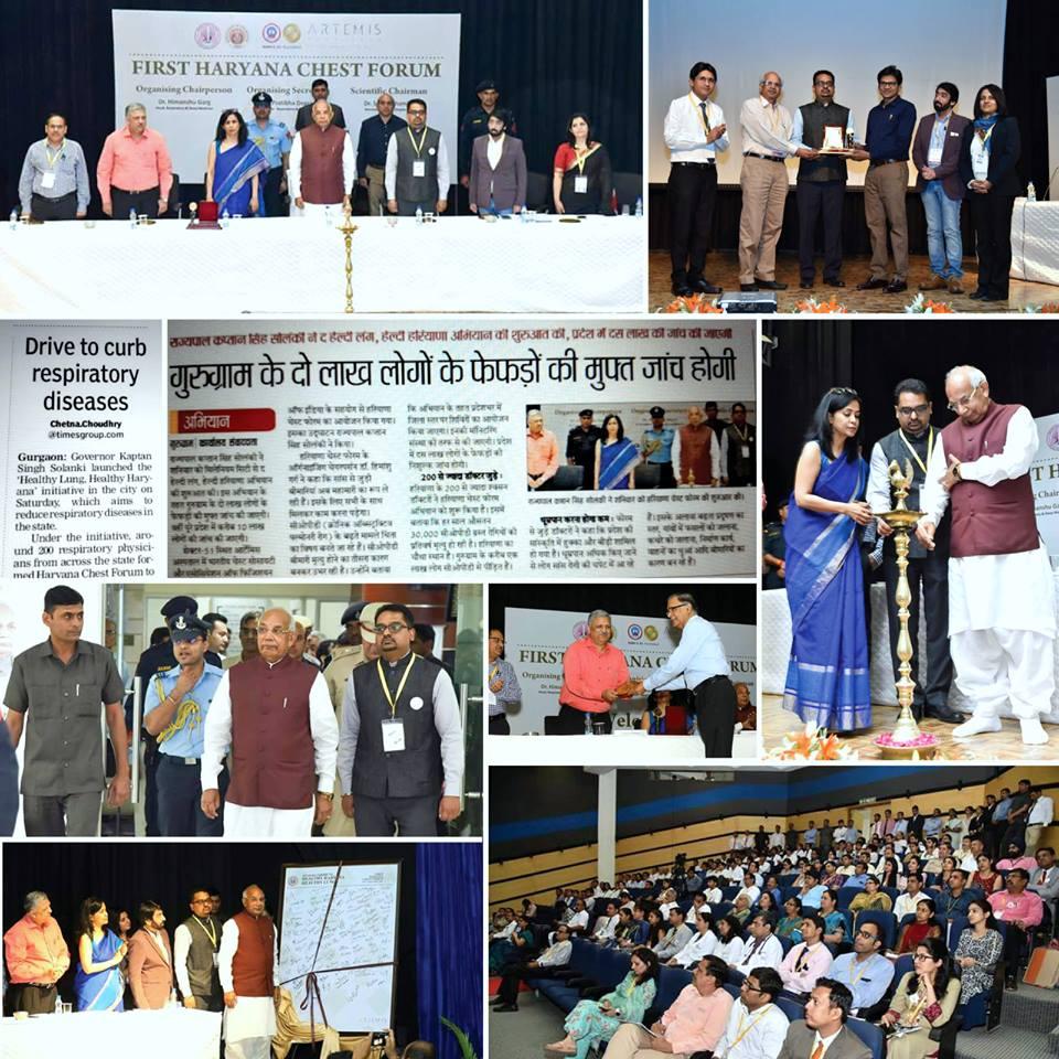 haryana chest summit