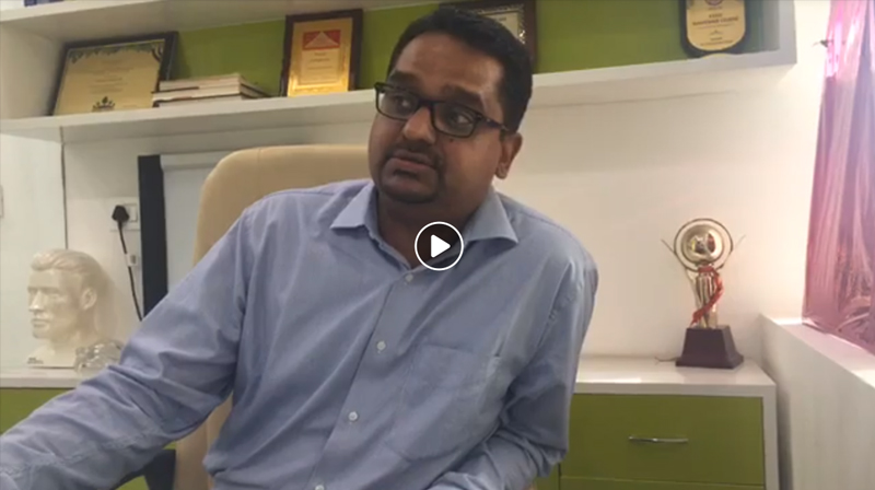 1mg Interviews Dr. Himanshu Garg for Air pollution problem during diwali